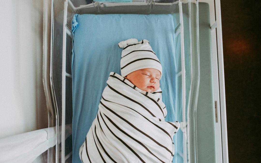 Hollis Lewiston Olstad's Birth Story